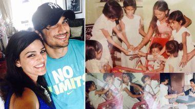 Sushant Singh Rajput's Sister Shweta Singh Kirti Shares Memorable Raksha Bandhan Moments With Late Actor (View Post)