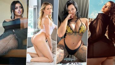 XXX Instagram Stars from Renee Gracie & Mia Malkova to Lana Rhoades & Demi Rose, Check out Hot Pics of Pornhub and OnlyFans Queens for Chic yet Sexy Fashion Lessons