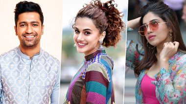 Taapsee Pannu Turns 33: Vicky Kaushal, Bhumi Pednekar and Other B-Town Celebs Extend Birthday Wishes for Badla Actress