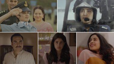 Gunjan Saxena – The Kargil Girl Song Dori Tutt Gaiyaan: Janhvi Kapoor's Latest Track Will Inspire You to Never Stop Chasing Your Dreams (Watch Video)