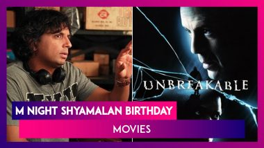 M Night Shyamalan Birthday: Glass, Unbreakable - Here's Where to Stream the Director's Best Works