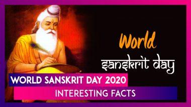 World Sanskrit Day 2020: Quick Facts About Sanskrit Diwas That Aims to Revive the Sanskrit Language