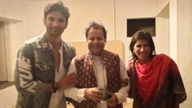 Sushant Singh Rajput Had Very Good Relation with His Sister, Recalls Anup Jalota