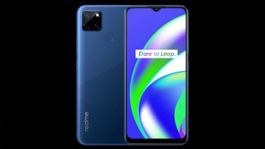 Realme C12 Smartphone With 4GB Variant Launched in India at Rs 8,999
