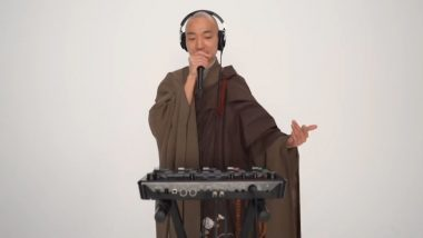 Religious Chants As Beatboxing Music? Meet Japanese Zen Buddhist Monk Going Viral for His Unique Tracks That Has the Millenials and Gen Z Hooked
