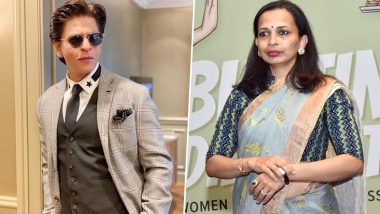 Is Shah Rukh Khan Allowed to Tease Women While Cycling? This Tweet From Rujuta Diwekar Sparks Outrage on Twitter