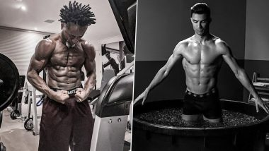'Better Physique Than Cristiano Ronaldo': 46-Year-Old Brazil Football Legend Ze Roberto Makes Bold Claim (View Pics)