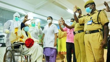 Kerala: 103-Year-Old Man Recovers From COVID-19 in Ernakulam
