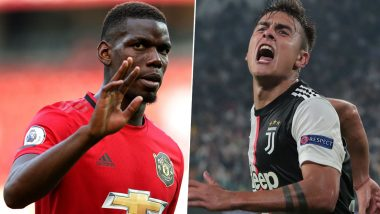 Juventus Could Offer Paulo Dybala to Manchester United in Paul Pogba Swap Deal