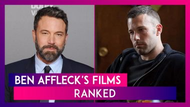 Ben Affleck Birthday: Ranking All The Films Directed By Him