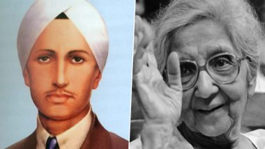Independence Day 2020: From Kartar Singh Sarabha to Aruna Asif Ali, Here Are Some Unsung Heroes of Indian Freedom Movement Who Fought Against British Rule Courageously!