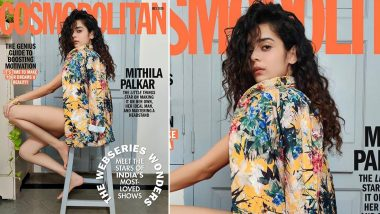 Mithila Palkar Looks Bold and Beautiful in Cosmopolitan's Latest Cover (See Pic)