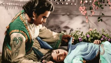 Mughal-E-Azam Completes 60 Years: Screenplay of Dilip Kumar and Madhubala's Film Makes It to Academy Awards Library