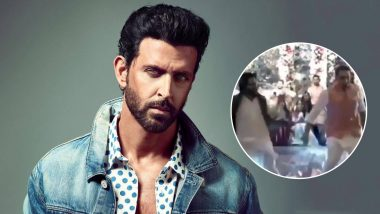 Hrithik Roshan's Ek Pal Ka Jeena Gets a Tribute from a Father - Son Duo, Check out their Viral Dance Video