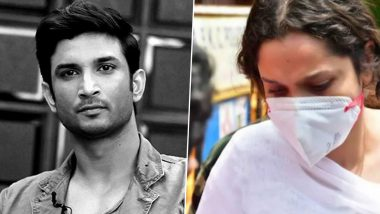 Ankita Lokhande On Not Attending Sushant Singh Rajput's Last Rites: 'I Didn't Go To His Funeral Because I Could Not See Him That Way'