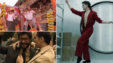Ahead of Money Heist 5, Netflix Drops Indian Version of Bella Ciao With Ganeshotsav's Dhol Taasha Twist! (Watch Video)