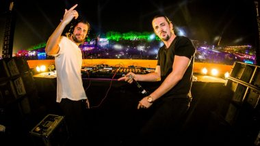 Dimitri Vegas & Like Mike to Perform for Sunburn Fest Goa Virtually; Funds Raised from the Concert Will Go to Chief Minister's Relief Fund