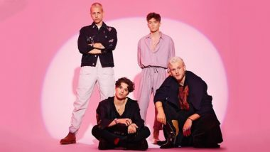 The Vamps Unveil Brand New Single 'Married in Vegas' (Watch Video)