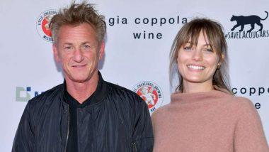 Sean Penn, 59 Gets Secretly Married to His 28-Year Girlfriend Leila George