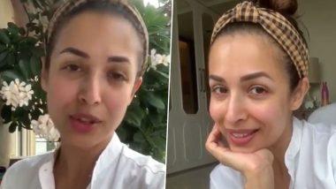 Malaika Arora Shares Some Insightful Beauty Tips for Skin Explaining the Benefits of Aloe Vera (Watch Video)