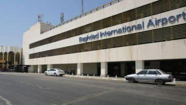 Baghdad: Three Katyusha Rockets Hit International Airport