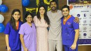 Hardik Pandya Thanks Doctors and Nurses of Akansha Hospital for Bringing His Baby in This World