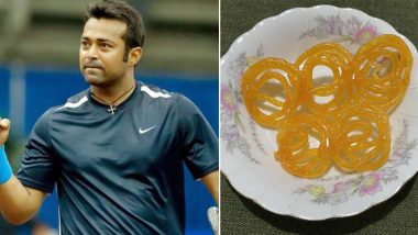 Leander Paes Reignites Olympic Fever, Shares Photo Of Unique Breakfast For 'Olympians'