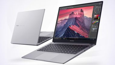 RedmiBook Air 13 with 10th Gen Intel Core i5 Processor Launched; Check Prices, Features, Variants & Specifications