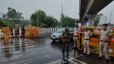 Independence Day 2020: Security Beefed Up in Delhi-NCR Ahead of August 15 Celebrations