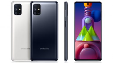 Samsung Galaxy M51 Smartphone With 7,000mAh Battery Launched; Prices, Features & Specifications