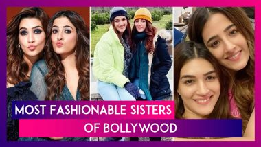 Sisters' Day 2020: From Janhvi-Khushi To Kareena-Karisma, Meet The Most Fashionable Filmy Sisters