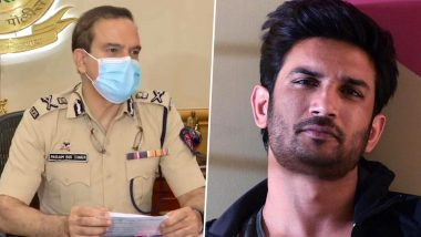 Sushant Singh Rajput Searched on Google 'Painless Death', 'Bipolar Disorder', 'Schizophrenia' and His Own Name The Night Before His Suicide, Reveals Mumbai Police Commissioner