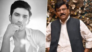 Sushant Singh Rajput Was Like Our Son, We Also Want to Know Reason Behind His Suicide, Says Sanjay Raut