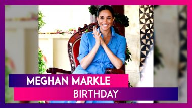 Meghan Markle Birthday: Inspiring Quotes By The Duchess Of Sussex On Equality And Opportunities