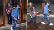 Ranbir Kapoor and Alia Bhatt Pay a Visit to Sanjay Dutt Following His Lung Cancer Diagnosis (View Pics)