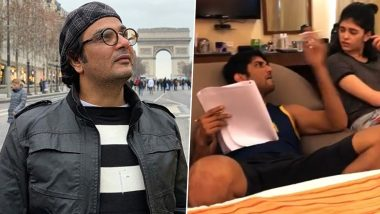 Dil Bechara Director Mukesh Chhabra Remembers 'Best Days' With Sushant Singh Rajput, Shares a BTS Video From Their Reading Workshop