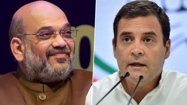 Air India Express Flight Mishap: Rahul Gandhi Expresses Shock; Home Minister Amit Shah Rushes NDRF to Accident Site in Kerala