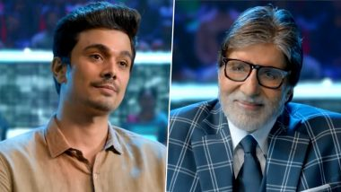 Kaun Banega Crorepati 12: Amitabh Bachchan Urges People to Overcome Setbacks with a Comeback in Sony TV Show's Promo (Watch Video)