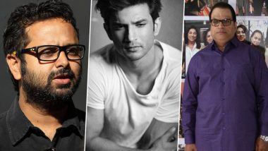 Ramesh Taurani, Nikkhil Advani Narrated a Film's Story Idea to Sushant, a Day Before His Death