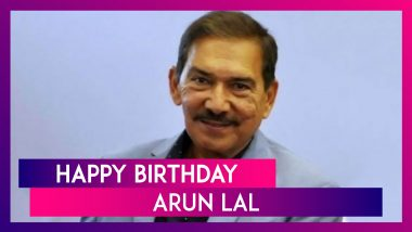 Happy Birthday Arun Lal: Lesser-Known Facts About Former Indian Batsman