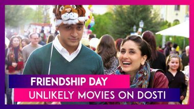 Friendship Day: From Amitabh's Cheeni Kum to Aamir Khan-Kajol's Ishq, Unlikely Examples of Dosti
