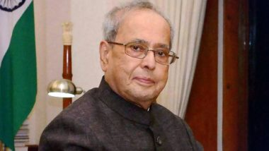 Pranab Mukherjee Health Update: Former President, Who Tested COVID-19 Positive, Remains on Ventilator Support