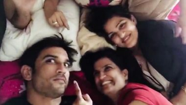 Sushant Singh Rajput's Sister Shweta Shares Late Actor's Candid Video From MS Dhoni Biopic Days