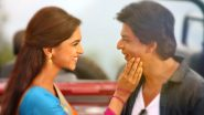 #7YearsOfChennaiExpress: Deepika Padukone Looks Back At Some 'Unforgettable' Memories With Shah Rukh Khan (View Post)