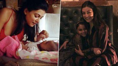 Sushmita Sen Dedicates a Beautiful Instagram Post for Daughter Alisah on Her 11th Birthday (View Pics)
