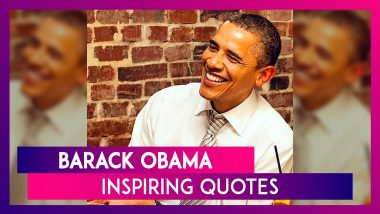 Barack Obama Turns 59: Inspiring Quotes By The First African-American President Of The US