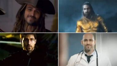 Emraan Hashmi Turns Into Hollywood 'Heroes' In This Fan-Made Video And His Favourite Is Johnny Sins!
