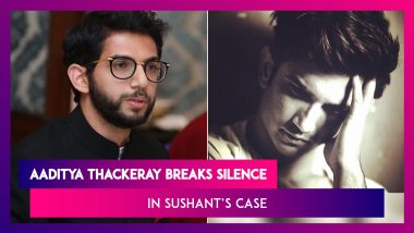 Aaditya Thackeray Breaks Silence In Sushant Singh Rajput Case; Ankita Lokhande's Cryptic Tweet