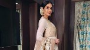 Sridevi Birth Anniversary: 8 Pictures of The Legendary Actress That Will Make You Miss a Bit More!