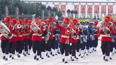 Independence Day 2020: Indian Military Bands Begin Swatantrata Diwas Celebrations, Check Schedule